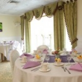 The Penn Stroud Room - Our smaller banquet hall, great for causal gatherings