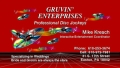 Gruvin Enterprises Professional Disc Jockeys